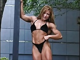 Jennifer Abrams Sexy Female Bodybuilder