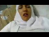 Arab Hijabi fucked in shaved pussy