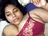 Indian chubby big boobs wife hard fucked