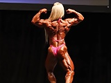 Anne Freitas ripped beauty